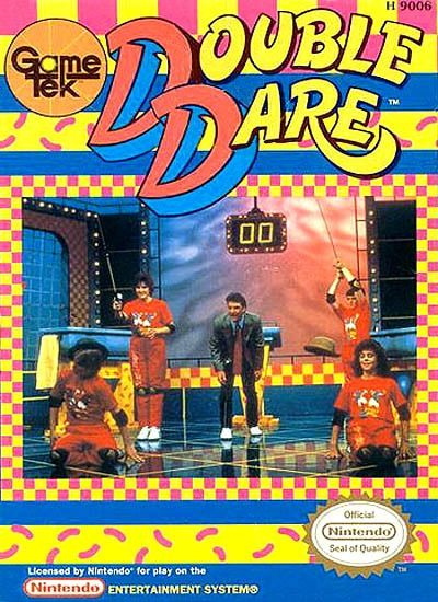 Double Dare with Marc Summers!