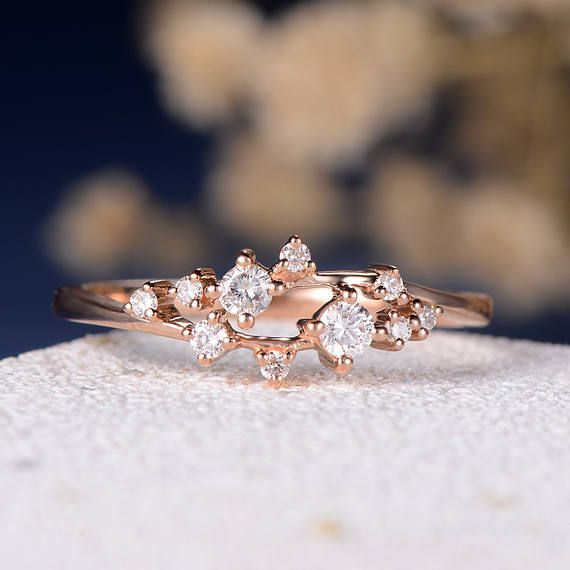 Hey, I found this really awesome Etsy listing at https://www.etsy.com/uk/listing/519514460/diamond-cluster-ring-twig-engagement