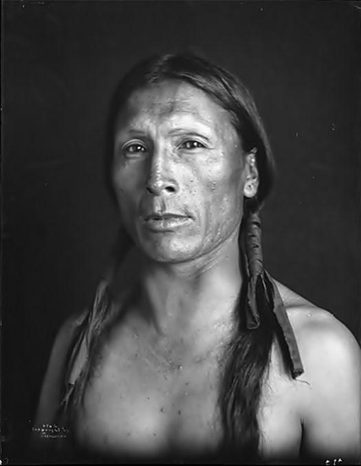 Lone Elk - son of Brave Wolf - Cheyenne
