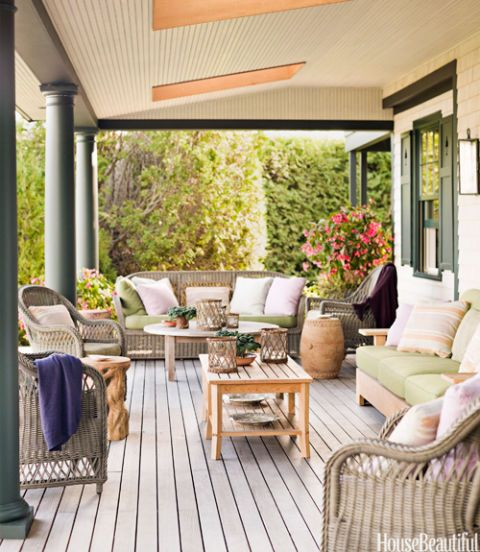 Enclosed Porch Decorating Ideas: 30 Ways To Decorate Your Porch This Summer