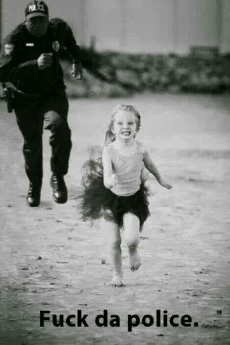 Run girl run....