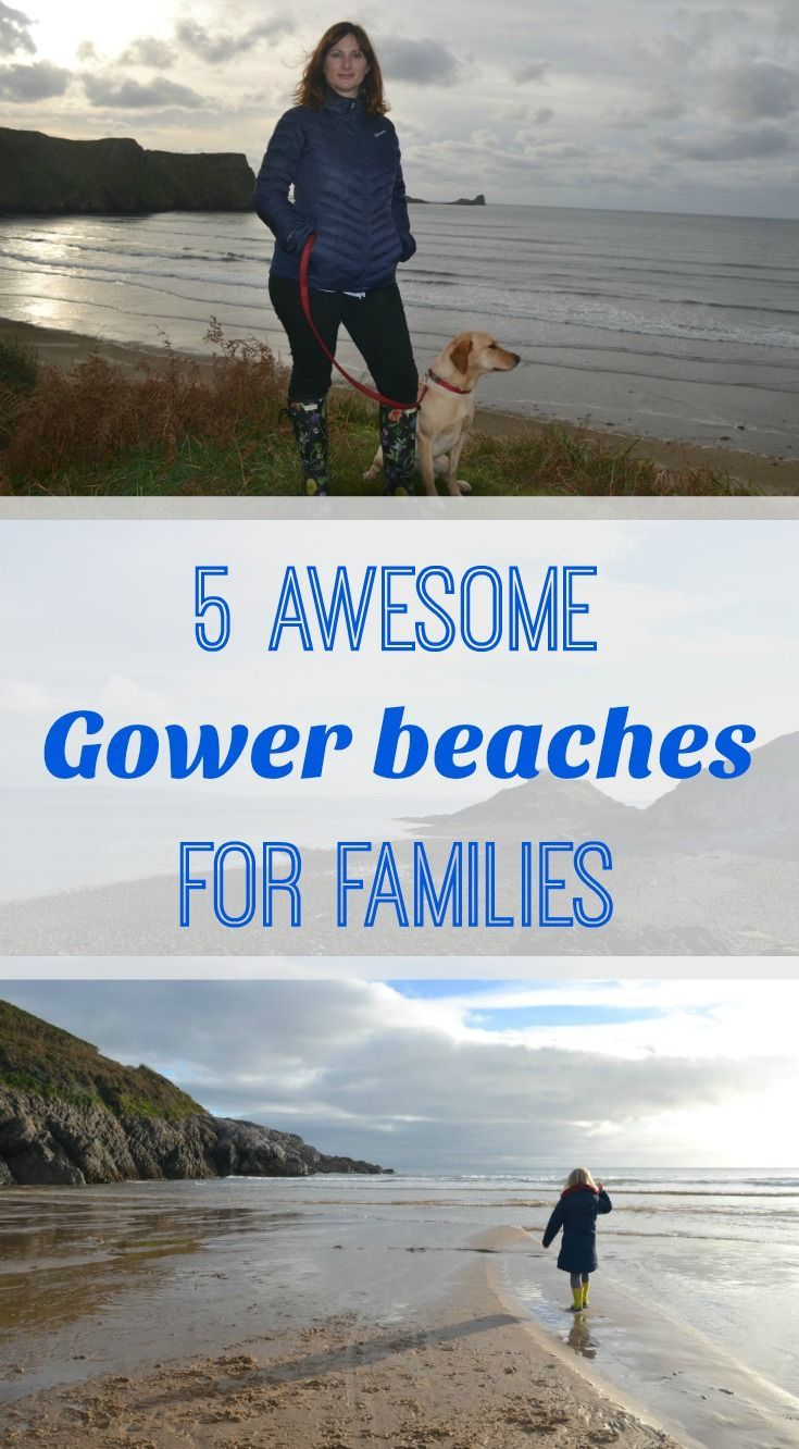 The Gower Peninsular is an Area of Outstanding Natural Beauty renowned for its breathtaking coastline. Here's 5 awesome Gower beaches for families to visit