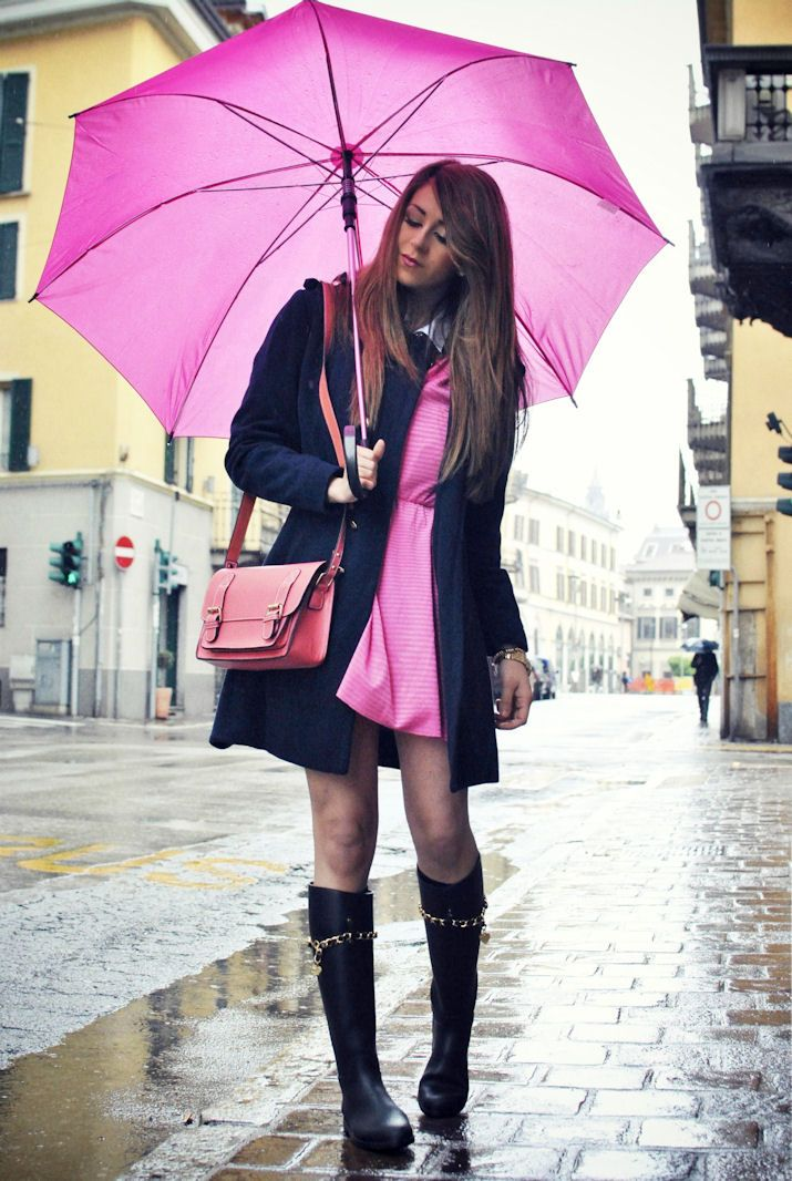 Art Symphony: Stay stylish in the rain!