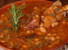 Sopa de Frijoles Blancos | Recetas 100% Salvadoreñas