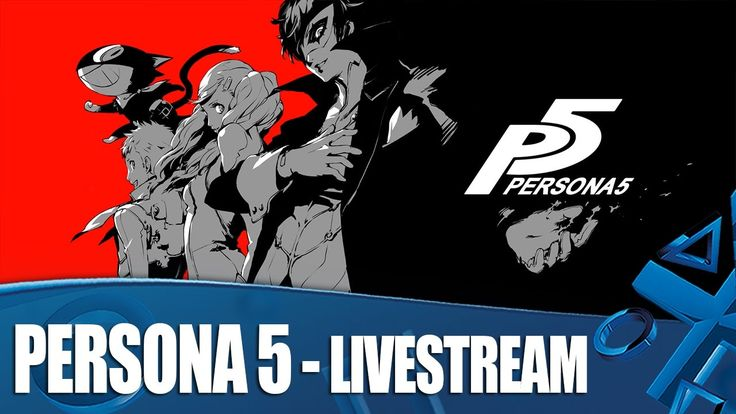 [Video] PS Access will be doing a livestream for Persona 5 in 2hrs 7 minutes. #Playstation4 #PS4 #Sony #videogames #playstation #gamer #games #gaming