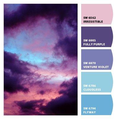 30 Best Color Palette Space Images On Pinterest Color