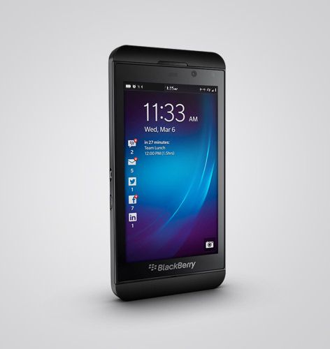The flagship device of BlackBerry, the BlackBerry Z10 is expected to launch soon in the United States. The device will be sold through AT