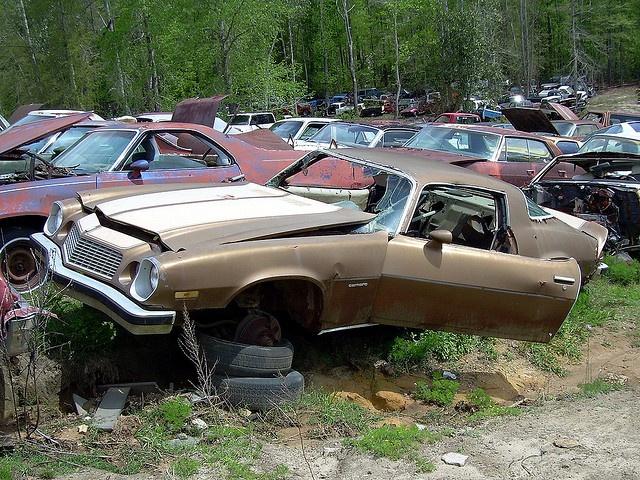 Camaro Wrecking Yards : Mopar muscle car salvage yards electrical schematic