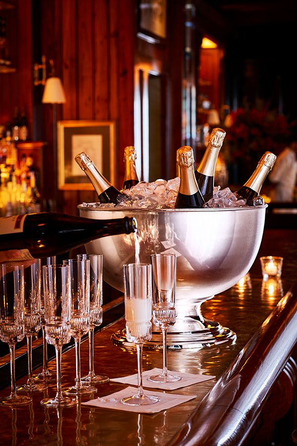 Gifts Inspired by The Polo Bar: Celebrate the season with a festive toast