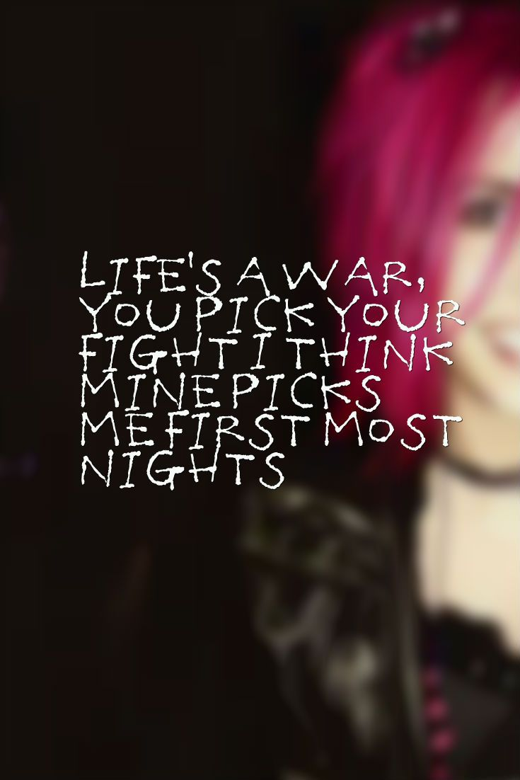 icon for hire- think i'm sick lyrics