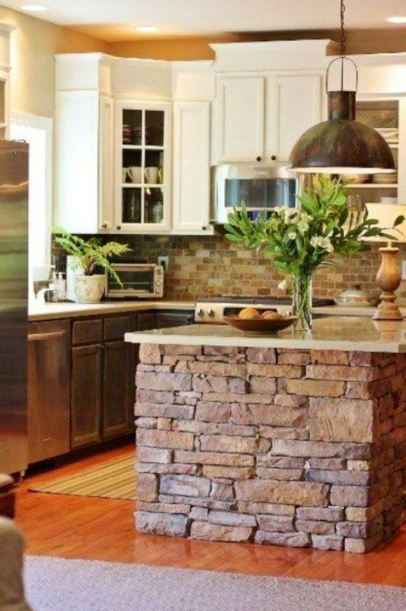 Stone Kitchen Counter