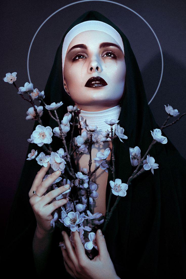 Photographer: Den Kara /  Concept: Den Kara & Natalia Clima / Makeup: Natalia Clima /  Model: Mischa Arnaut