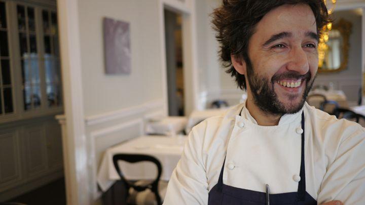 Diego Guerrero, chef de El Club Allard (Madrid): videoentrevista en @Gastroeconomy .com