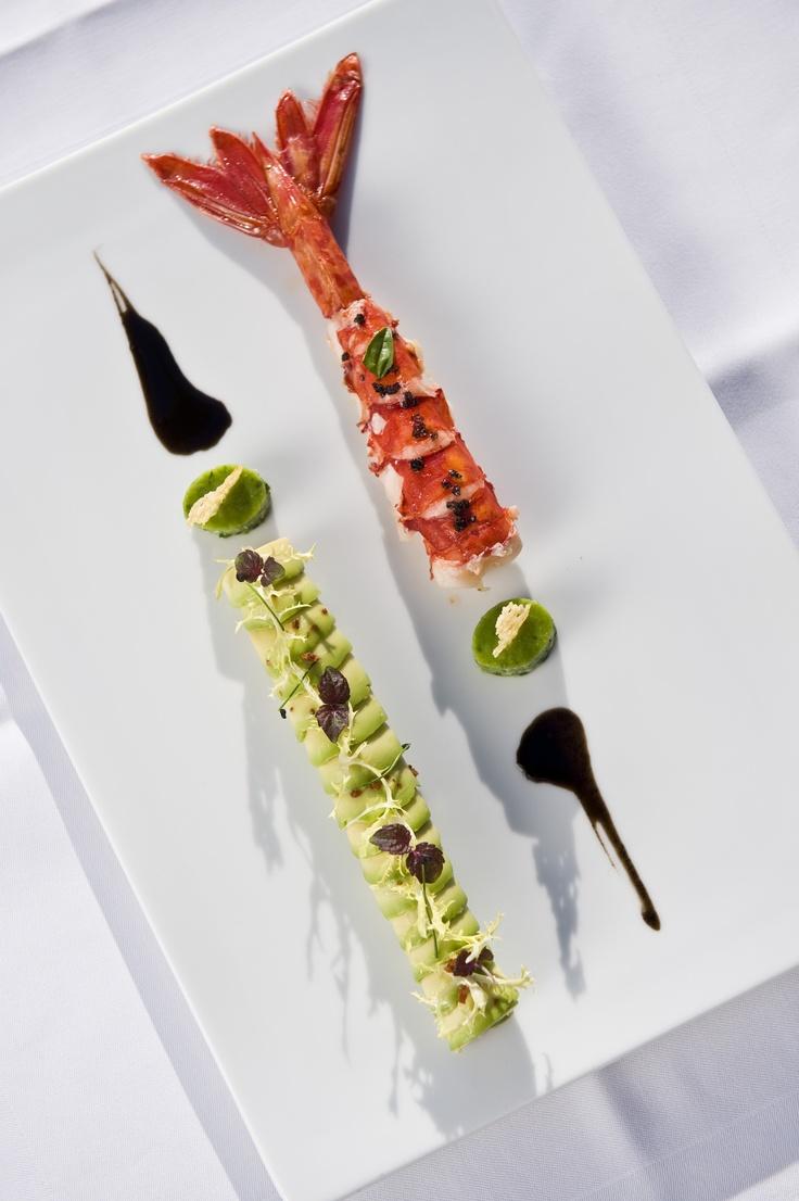try culinary delicacies at Ocean restaurant at Vila Vita Hotel