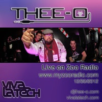 Thee-O - Live on Zoo Radio (12/30/12) by Thee-O on SoundCloud