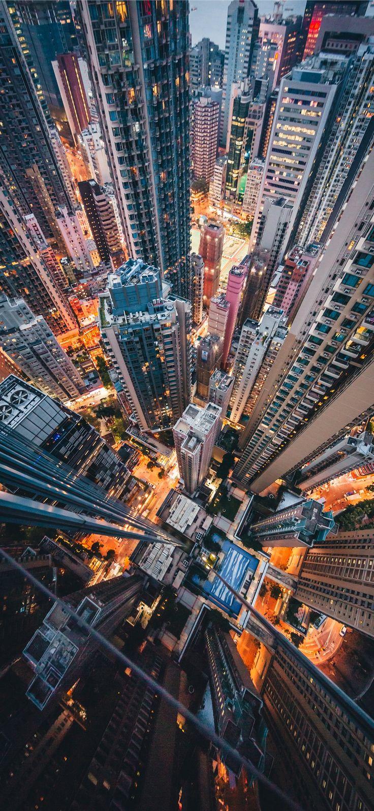 Deep Reflections iPhone X wallpaper #skyscraper #building – iLikewallpaper-iOS Wallpaper