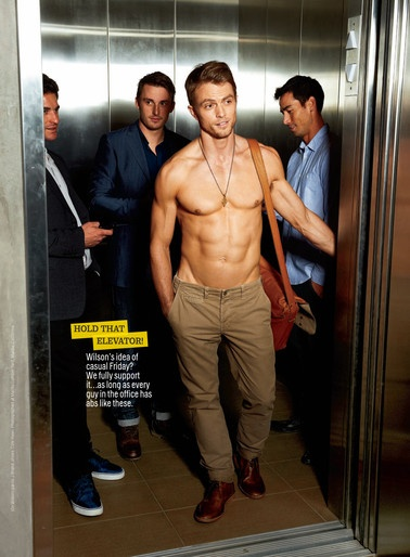 Wilson Bethel  @Jordan Marshall we need to find this elevator!! ;)