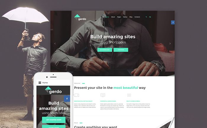 The Newest Selection of 30 @TemplateMonster Best Sellers among #Website #Templates