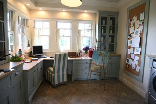1000 ideas about red laundry rooms on pinterest laundry for Utility room office