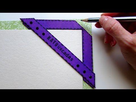 "Tutorial encuadernación fácil con espiral ""wire"" (sin encuadernadora) - YouTube"