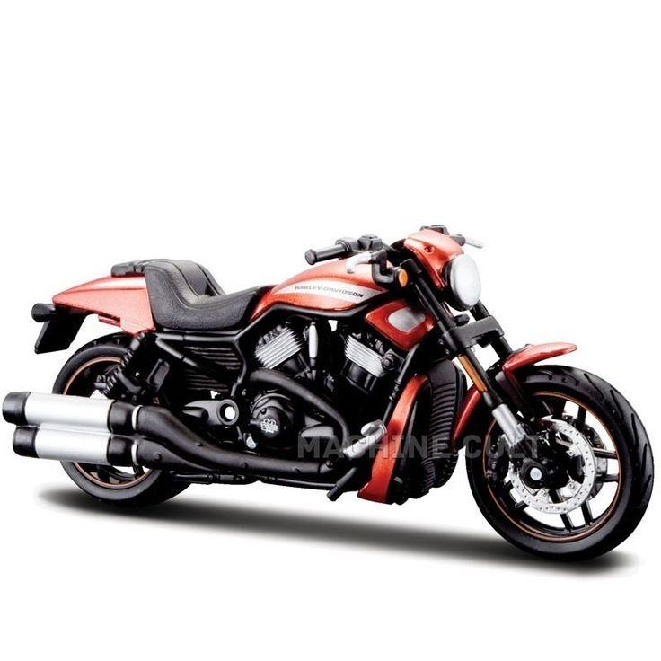 Harley-Davidson 2012 VRSCDX Night Rod Special - Série 33 - Maisto 1:18 - Machine Cult | A loja das camisetas de carro e moto
