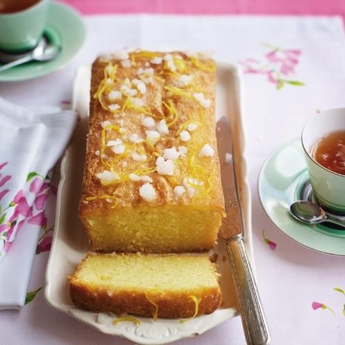 Best Gluten free Lemon Drizzle Loaf