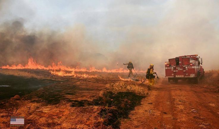 FEATURED POST @firelinemedia - Firefighters fire out a section of line in an effort to stop the spread of the Jacksonville Fire outside of Jamestown CA. . ___Want to be featured? _____ Use #chiefmiller in your post ... http://ift.tt/2aftxS9 . CHECK OUT! Facebook- chiefmiller1 Periscope -chief_miller Tumblr- chief-miller Twitter - chief_miller YouTube- chief miller . . . #firetruck #firedepartment #fireman #firefighters #ems #kcco #brotherhood #firefighting #paramedic #firehouse #rescue…