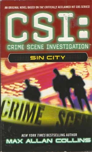 how to write a crime scene investigation story