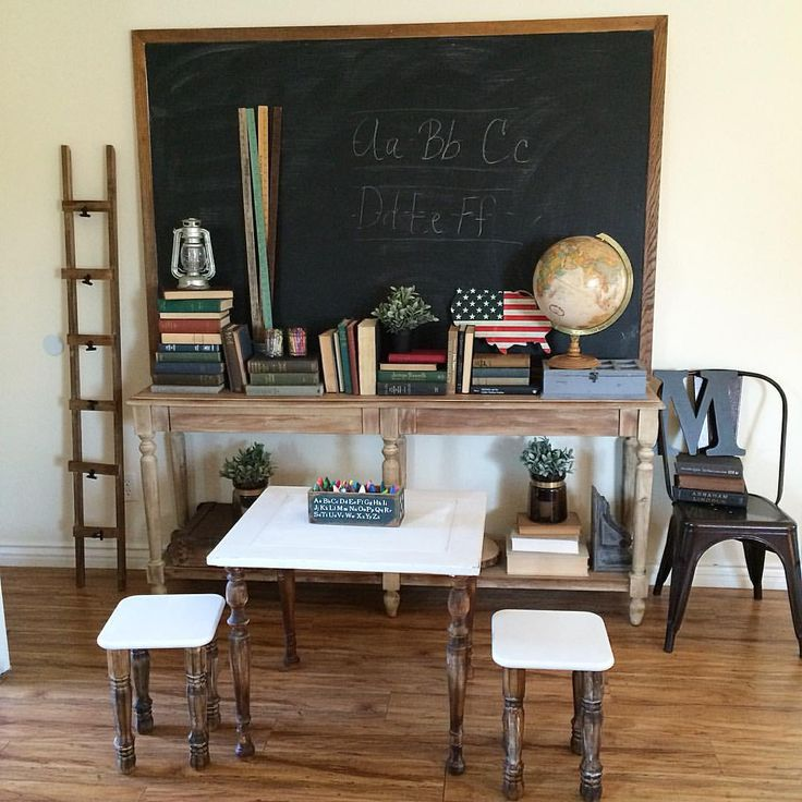 DIY Chalkboard: How To Convert White Dry Erase Board Into