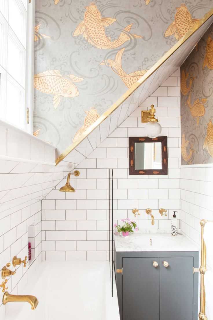 Apró fürdőszobák stílusosan – Készház Portál – Könnyűszerkezetes házak építése