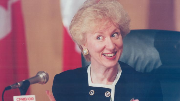 Remember our first female PM, Kim Campbell? She's pretty much Canada's Twitter champion