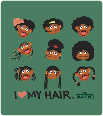 Natural Hair Art.