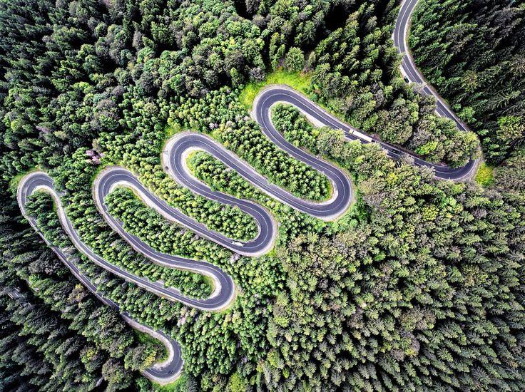Die Drohnenfoto-Plattform Dronestagram kürte gemeinsam mit National Geographic die besten Luftbildaufnahmen
