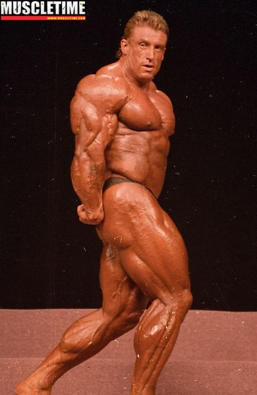 Gallery - Dorian Yates at 1994 Mr. Olympia: 1994 Mr. Olympia
