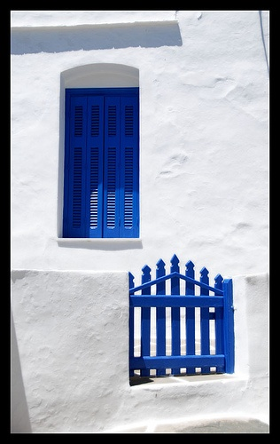 Blue and white @ Sifnos Cyclades, Greece