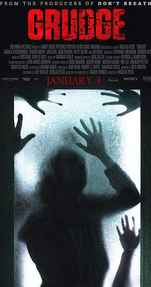 Grudge (2020) in 2020 Halloween movies, Halloween movies
