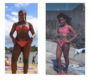 ANNA WILLIAMS: Tudo é relativo, a beleza anoréxica versus ''belez...