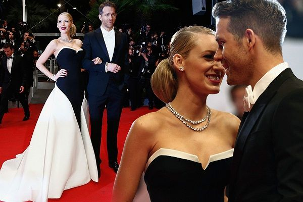 Blake Lively and Ryan Reynolds are Waiting to Welcome Their First Kid #BlakeLively, #GossipGirl, #RyanReynolds