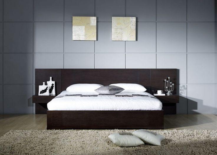 Modern Bedroom Sets Echo Modern Bedroom Set