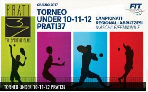 Prati 37: Campionati Regionali Abruzzesi Giovanili di tennis