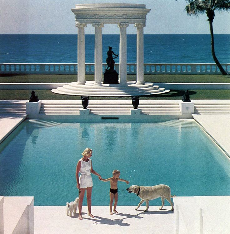 Once Upon a Time, Slim Aarons 1961