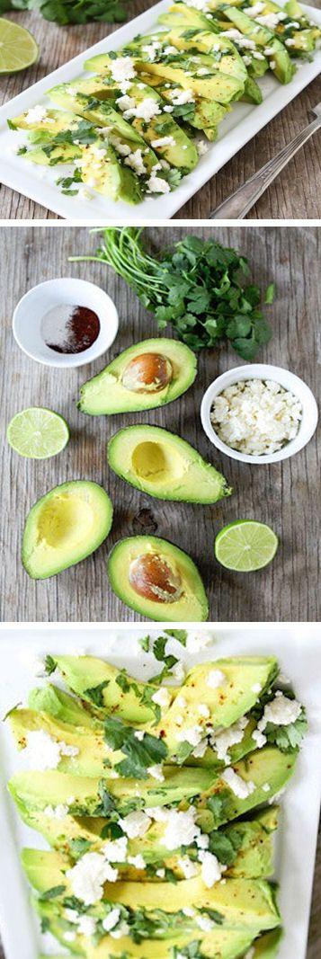 Avocado Salad // YUMM!