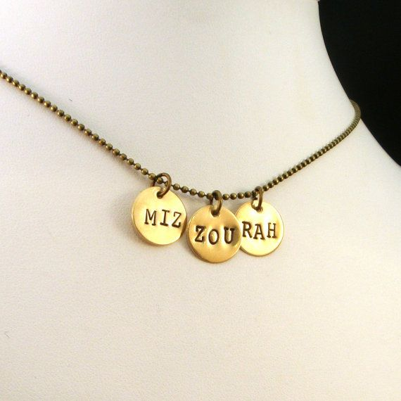Here's another one she makes w/o the crystals....cute!  Mizzou Triple Charm Necklace by CrowStealsFire on Etsy,