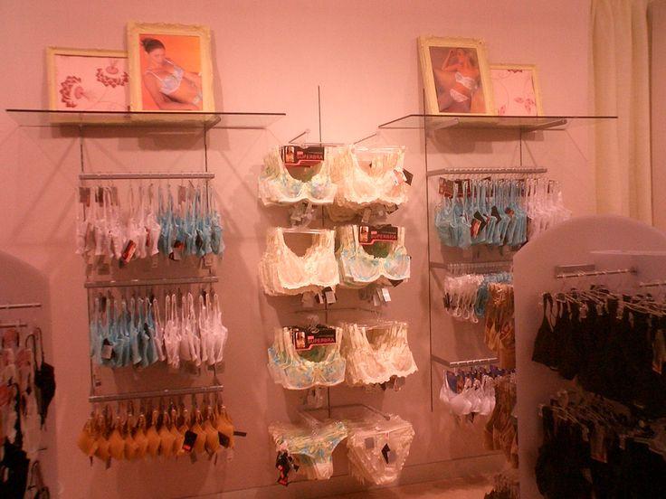 Lingerie Store Ideas39 | International Visual