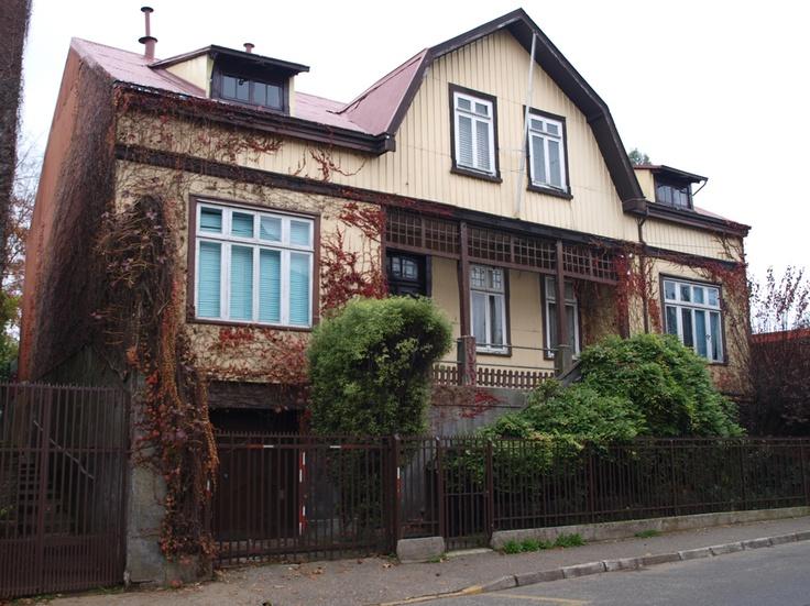 Valdivia 2011, increibles casas