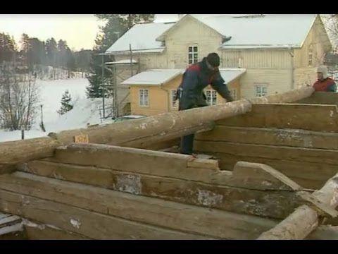 Suomen Hirsitaito ry - YouTube