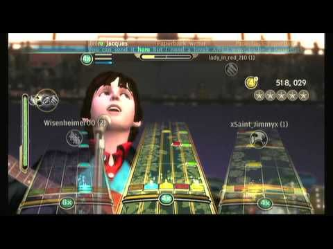Beatles Rock Band - Paperback Writer - Full Band - YouTube