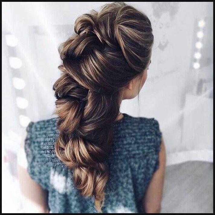 Schöne Haarfrisuren Für Jeden Anlass Braune Lange Haare
