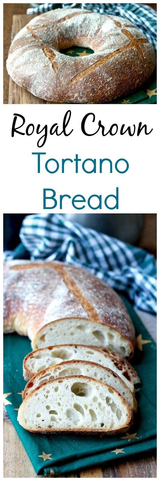 Royal Crown Tortano Bread