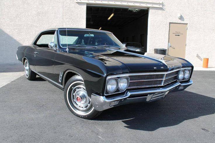 1966 Buick Skylark Sport Coupe